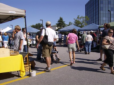 North Bay Downtown Farmers' Market