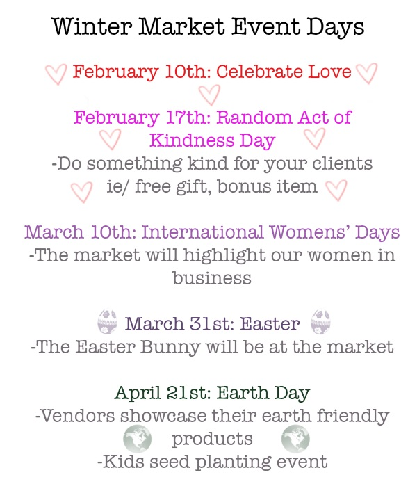 Celebrate Love At The Market