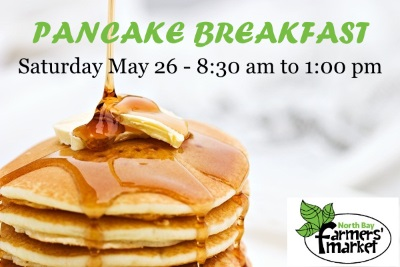 Pancake Breakfast @ Parking Lot 10