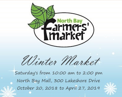 Winter Market @ North Bay Mall | North Bay | Ontario | Canada